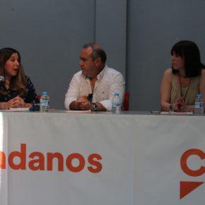 Ciudadanos Fuerte del Rey celebra su primer acto público para darse a conocer