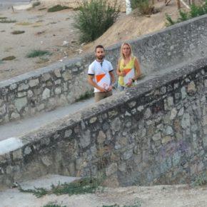 """Ciudadanos Torredonjimeno denuncia el """"pésimo"""" estado de conservación del casco antiguo y exige al Ayuntamiento medidas """"inmediatas"""""""