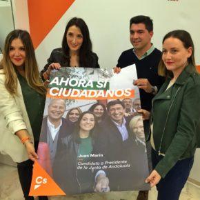 "Mónica Moreno arranca en Úbeda la campaña electoral de Jaén ""convencida de que se acerca un cambio a mejor e imparable"""