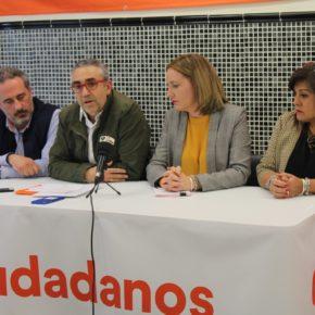 """Ciudadanos exige al Ayuntamiento de Úbeda que """"cumpla con la Ley de Transparencia"""" y """"deje de ocultar en qué se gasta el dinero municipal"""""""