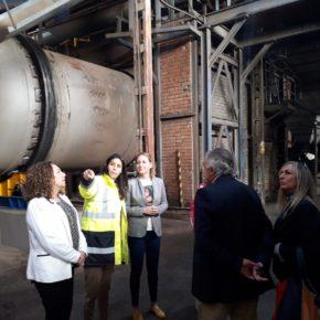 """Marián Adán: """"Es fundamental impulsar una industria auxiliar al sector olivarero que lo complemente y cree valor"""""""