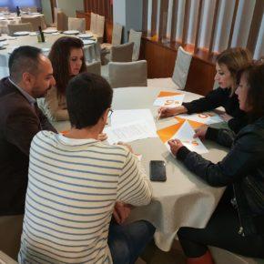 """Ciudadanos Bailén se reúne con diferentes colectivos para elaborar """"el programa más social"""" de la ciudad"""