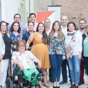 """Noelia Garrido presenta su candidatura con el objetivo de posicionar Marmolejo """"como referente en la provincia y Andalucía"""""""