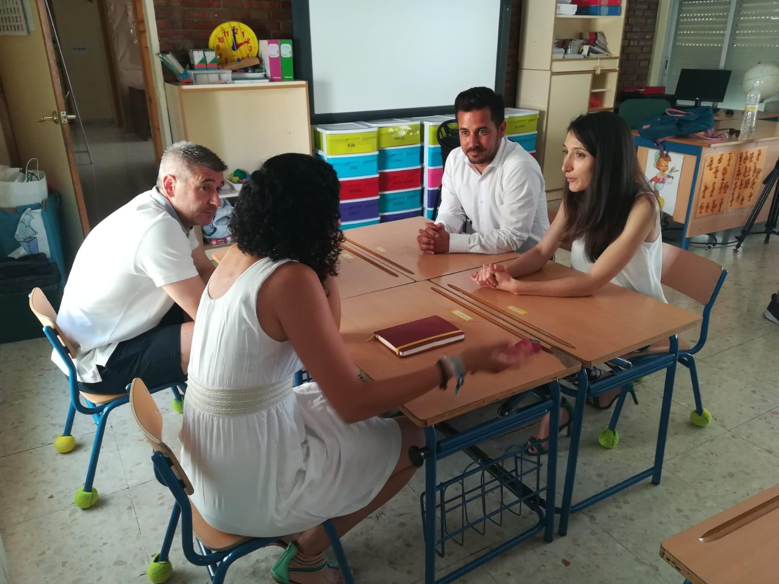 Mónica Moreno destaca que 1.540 alumnos jienenses se ...
