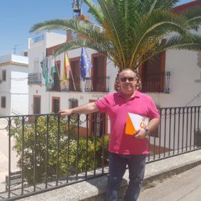 Cs critica que el alcalde de Fuerte del Rey pase a cobrar de 12 a 14 pagas sin disminuir su sueldo mensual