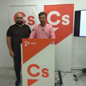 Ciudadanos Mancha Real renueva su junta directiva conManuel Carrillo como nuevo coordinador