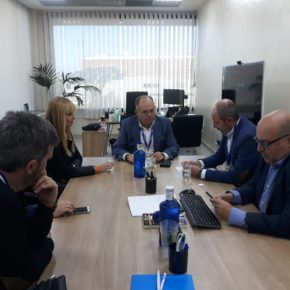 """Ciudadanos apuesta por """"poner en marcha"""" el sector empresarial de la provincia de Jaén"""