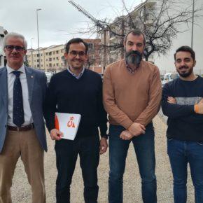 Ciudadanos consigue incluir 13 medidas naranjas en los Presupuestos municipales de Martos para 2020