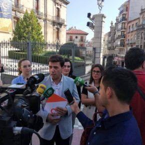 Cs pedirá en Diputación y Ayuntamientos de Jaén que el Gobierno aumente el PFEA para evitar la pérdida de empleos
