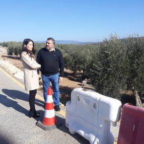 """Ciudadanos defenderá en el Parlamento andaluz la """"imperiosa necesidad"""" de arreglar la carretera Arjonilla-Marmolejo"""