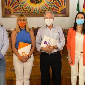 Ciudadanos encuentra el apoyo del CES local para pedir a Defensa que ubique en Jaén la futura Base Logística del Ejército