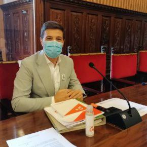 Cs pide a Diputación de Jaén que inste al Ejecutivo de España a no tramitar la reforma de la Ley Orgánica del Poder Judicial y garantice su independencia
