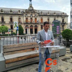 Ciudadanos solicita una ayuda de 300 euros para los autónomos que cesen la actividad por un confinamiento en la provincia