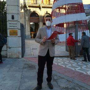 Ciudadanos destaca que la provincia de Jaén ya ha recibido 4,2 millones de las ayudas del PFEA para el próximo año