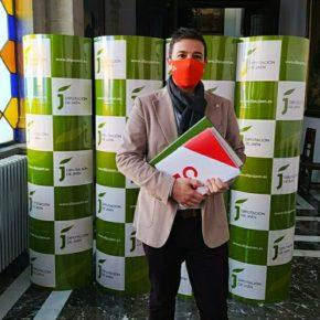 """Ciudadanos critica el rechazo del PSOE en la Diputación de Jaén a """"dignificar las condiciones laborales"""" de las trabajadoras de la ayuda a domicilio"""