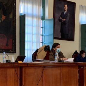 Ciudadanos consigue el apoyo del pleno de Linares para reclamar al Gobierno de España explicaciones sobre la ITI