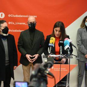 """Justicia: """"Ciudadanos es un partido responsable, que no va a abandonar a la ciudad de Linares"""""""