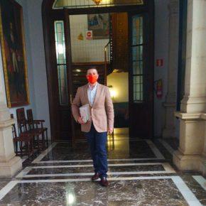 """Ruiz: """"Desde Ciudadanos lamentamos que el PSOE haya optado por no apoyar a las familias, en un momento tan difícil, y ante una terrible subida de la factura de la luz"""""""