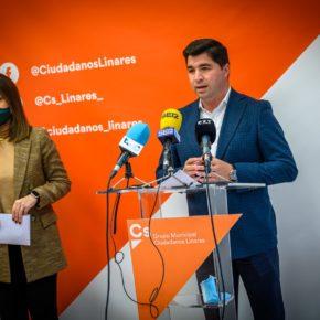 Ciudadanos valora la inversión de seis millones de euros en Linares, contemplada en los presupuestos andaluces para 2021