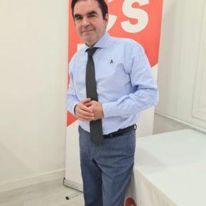 """Moreno: """"Ciudadanos ha marcado hoy un antes y un después en la lucha contra la corrupción en Andalucía"""""""