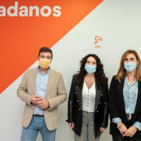 Ciudadanos pide a la Diputación de Jaén que muestre su rechazo a los recortes a las ayudas contra la violencia de género, por parte del Gobierno central