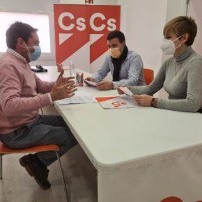 """Ciudadanos denuncia que la respuesta del Gobierno a su pregunta sobre el Colce formulada en el Congreso es """"un nuevo desprecio a la provincia de Jaén"""""""