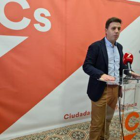 """Ciudadanos reclamará en el pleno de la Diputación la progresiva eliminación de los """"guardarraíles asesinos"""" en la provincia"""