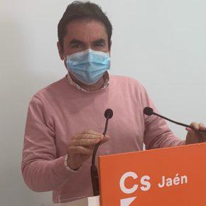 """Moreno: """"La provincia de Jaén necesita una Justicia rápida y ágil y Ciudadanos ha respondido a esa necesidad con un Plan de Choque dotado con un millón de euros"""""""