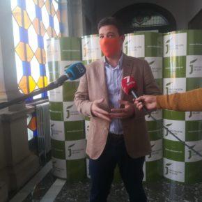 """Ciudadanos se felicita por el """"acuerdo histórico"""" en la Diputación para eliminar los """"guardarraíles asesinos de nuestra provincia"""""""