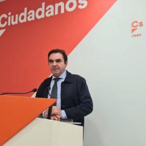 """Ciudadanos reivindica su """"apuesta por el municipalismo"""" que va a """"beneficiar directamente"""" a nueve ELA de la provincia de Jaén"""