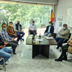 """Ciudadanos defiende que la rentabilidad del olivar tradicional es """"clave"""" para garantizar la rentabilidad del """"medio de vida de los jienenses"""""""