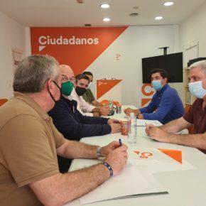 Ciudadanos llevará al Parlamento andaluz una PNL para reclamar que las donaciones de explotaciones agrarias a los hijos no tengan coste en la renta