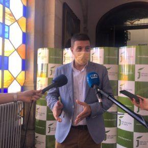 """Ciudadanos lamenta el PSOE en la Diputación se posicione """"en contra"""" de las empresas agroalimentarias de la provincia"""