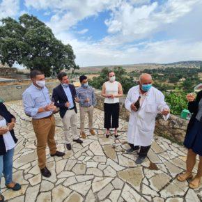 Ciudadanos pedirá a la Diputación una línea de ayudas para favorecer que las empresas agroalimentarias de la provincia puedan abrirse al turismo