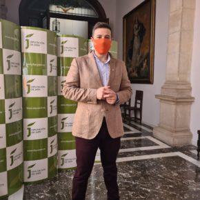 """Ruiz: """"Los casi 300.000 euros adicionales que va a recibir la Diputación de Jaén son la demostración de la apuesta de Ciudadanos por las políticas sociales"""""""