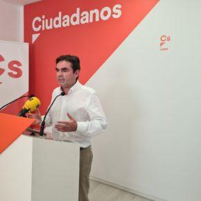 """Moreno: """"Ciudadanos en el Gobierno andaluz vuelve a demostrar su compromiso con Jaén con otros 24 millones de euros para la ITI"""""""