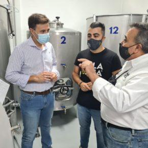 """Ciudadanos reclama a la Diputación Provincial más apoyo al sector del vino como """"fuerza tractora"""" de la industria agroalimentaria jienense"""